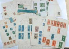 Large Estate Stamp Collection