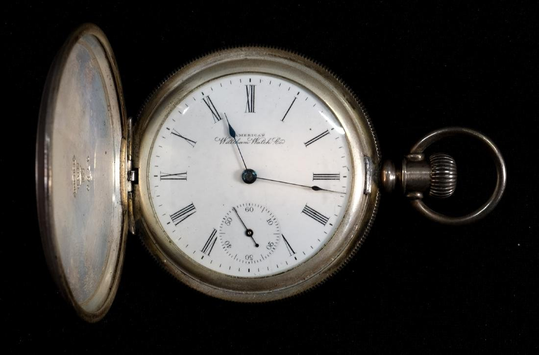 Three Estate Pocket Watches - 3
