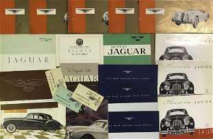 1950 S 60 Jaguar Sports Car Saloon Broc