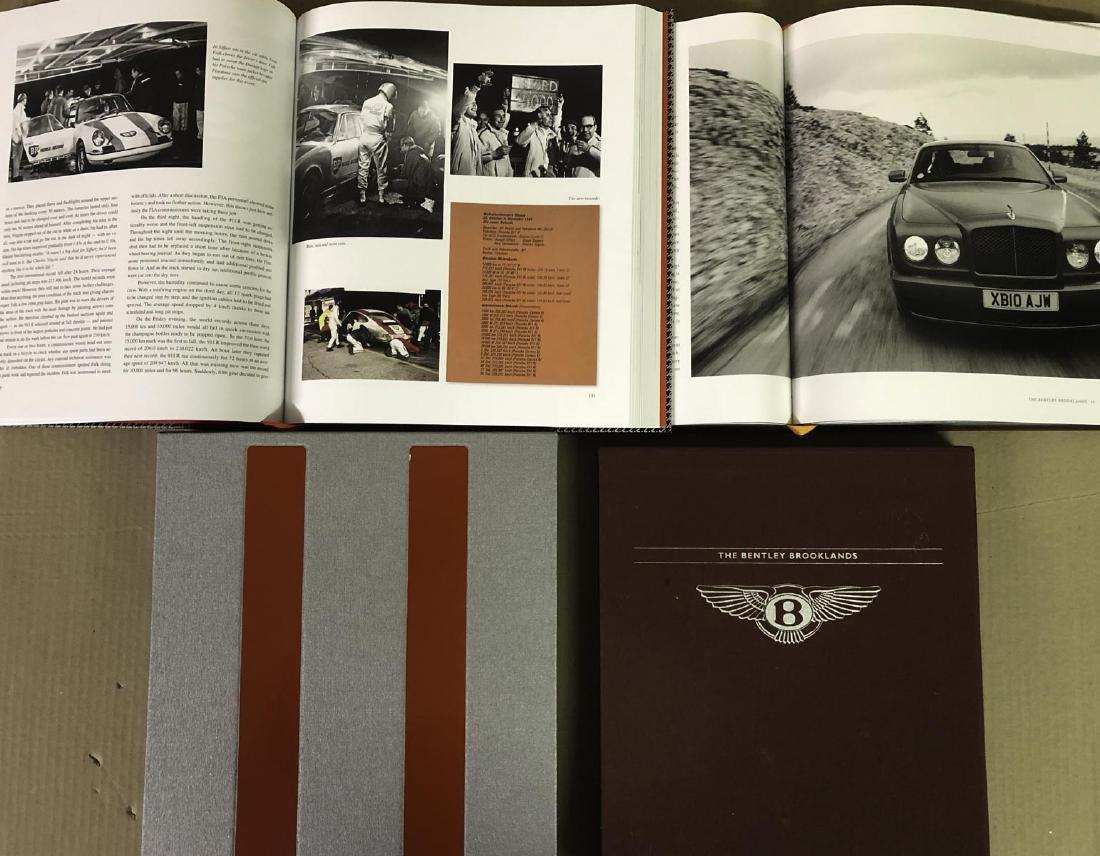 Four Euro books - Porsche 911R, three others - 3
