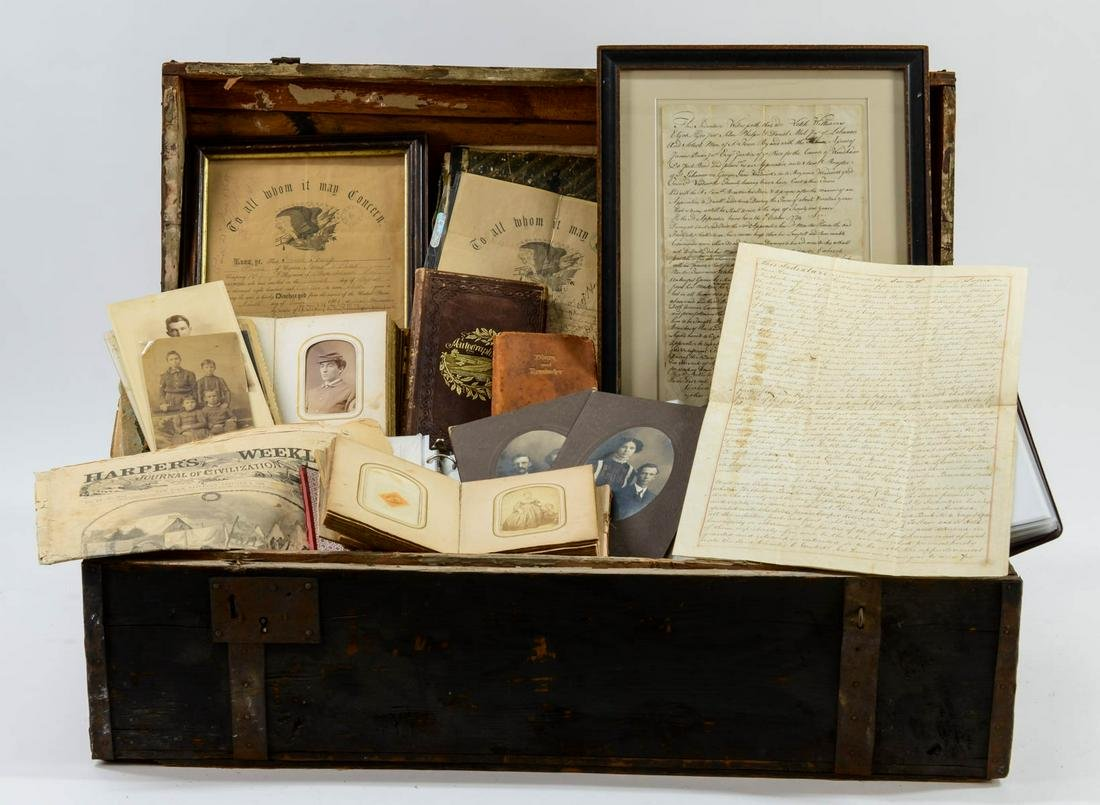 Collection of Early Documents & Photos