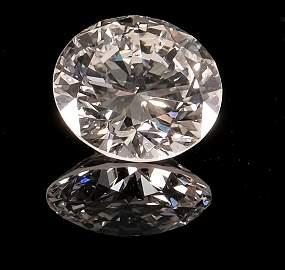 GIA Loose Diamond: 1.25 CT G SI1