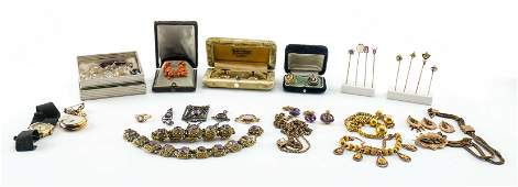 Estate Jewelry, Smalls, Gemstones