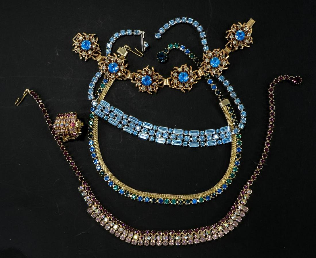 Estate lot of Fashion Jewelry