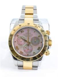 Men's Rolex Daytona Cosmograph Wrist Watch