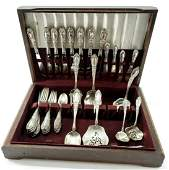 Towle Sterling Silver Flatware: King Richard
