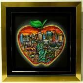 Charles Fazzino New York: Big Apple