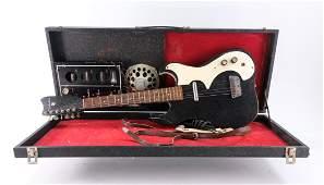 Vintage Silvertone Guitar and Amplifier Case