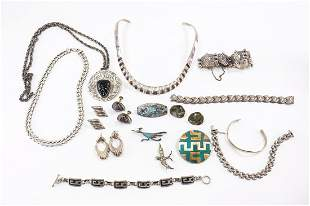 Mexican Sterling Silver Jewelry