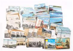 Estate Collection of Postcards