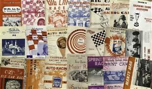 1960's era race programs