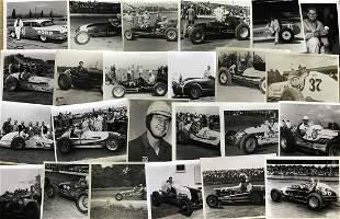 200 8 x 10 glossy race subject photos