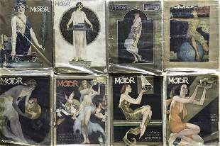 1920's-1930 Motor Annuals and magazines
