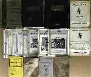 Original Ford Motor published items