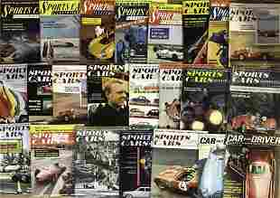 Sports Car magazine collection