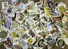 Patches and stickers