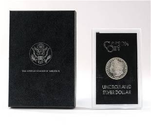 1885-CC Morgan Silver Dollar - GSA Hoard