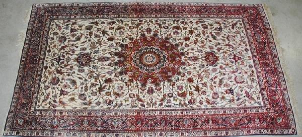6: Tabriz Carpet