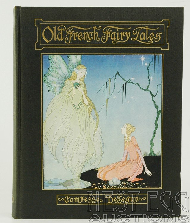 100: Old French Fairy Tales: Comtesse De Segur
