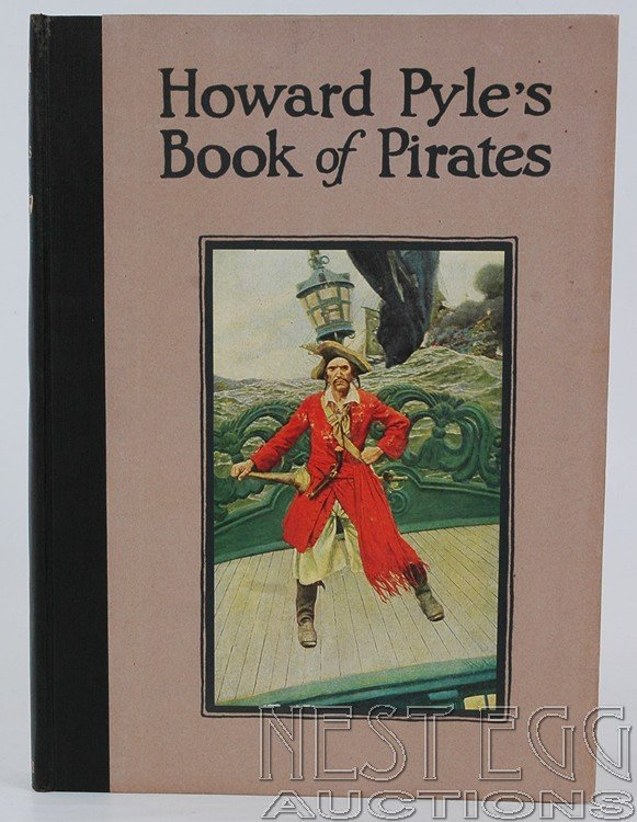 102: Howard Pyle's Book of Pirates