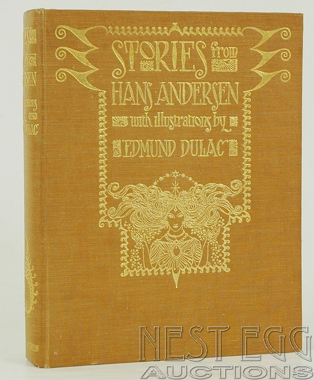 105: Stories From Hans Anderson. Illus. by Dulac