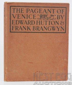 106: The Pageant of Venice. Hutton & Brangwyn