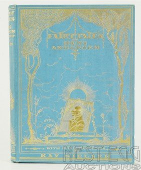 112: Fairy Tales By Hans Anderson Illus. by Kay Nielsen