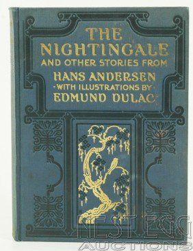117: The Nightingale and Other Stories...Illus. Dulac