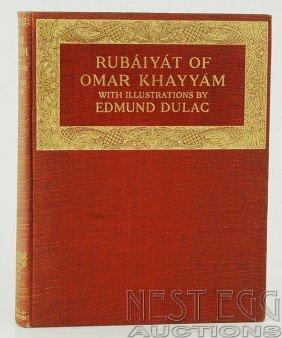 118: The Rubaiyat of Omar Khayyam. Illus. Dulac