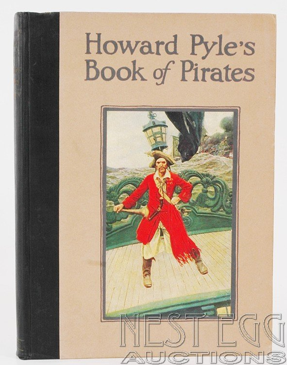 120: Howard Pyle's Book of Pirates