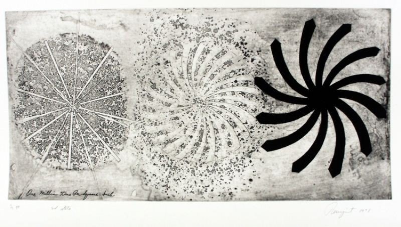 21: James Rosenquist Lithograph
