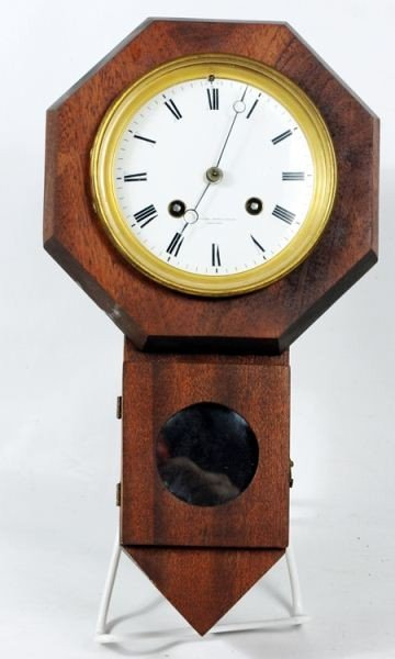 105: Tiffany, Young & Ellis Branded French Wall Clock