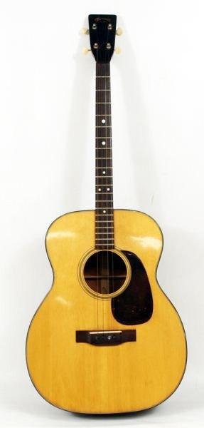 152: C. F. Martin & Co. 0-18T 1945 Tenor Guitar