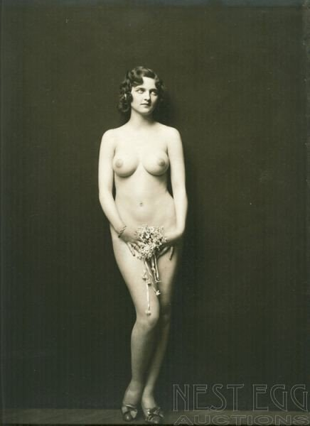 204: Dorothy Flood: Nude Photo