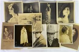 62: 1920's Jazz Age Photo archive w/ Witzel Studios