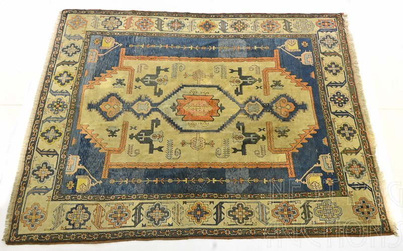 Persian Wool Lillihan Room Size Carpet