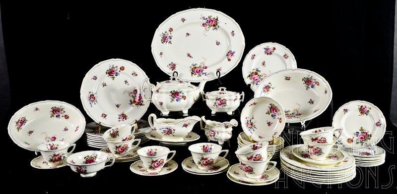 "59 Pcs Royal Doulton ""The Bristol"" Pattern China"