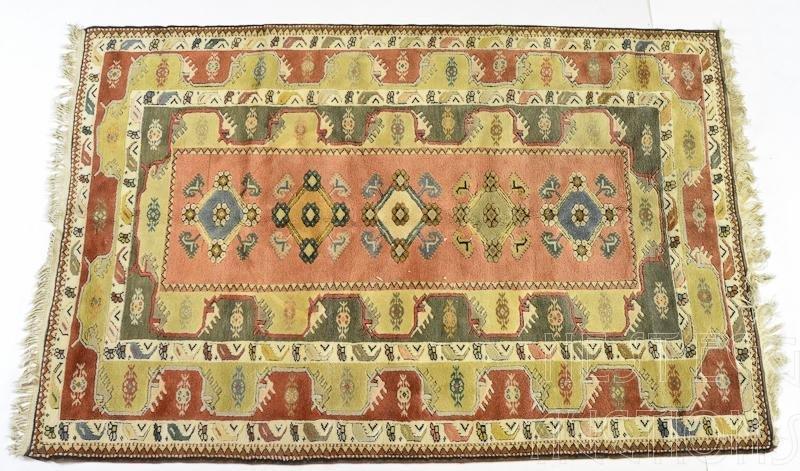 Caucasian geometric design Rug / Carpet