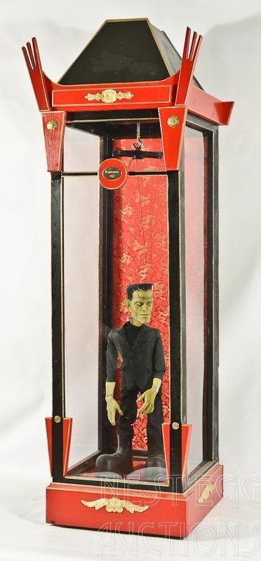 Universal Monsters Karloff Frankenstein Marionette