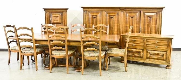 Carl Studach 14 Piece Dining Suite