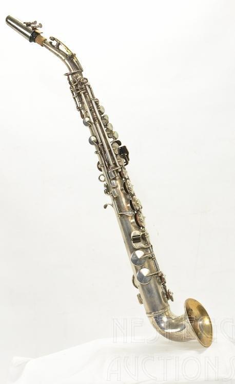 King Saxello By H.N. White Company Cleveland Ohio - 2
