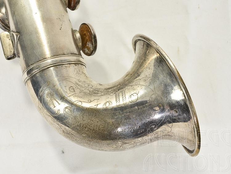 King Saxello By H.N. White Company Cleveland Ohio - 5