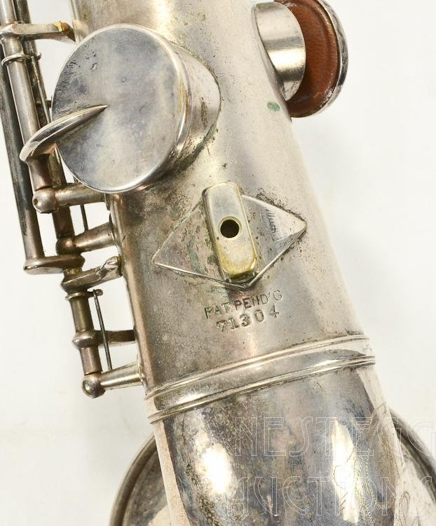 King Saxello By H.N. White Company Cleveland Ohio - 6