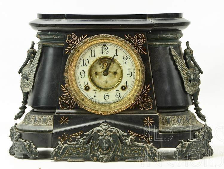19th Century Ansonia Mantle Clock