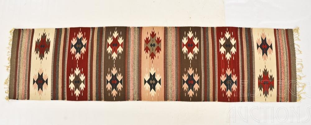 Southwest Native American Indian Weaving / Runner