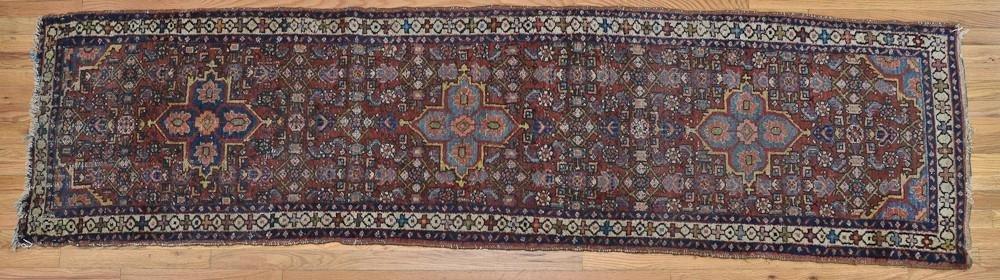 Turkish Wool Runner Rug / Carpet