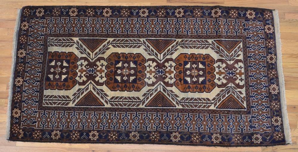 An Oriental Rug / Carpet 20th Century