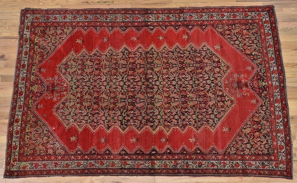 Semi-Antique Oriental Rug / Carpet
