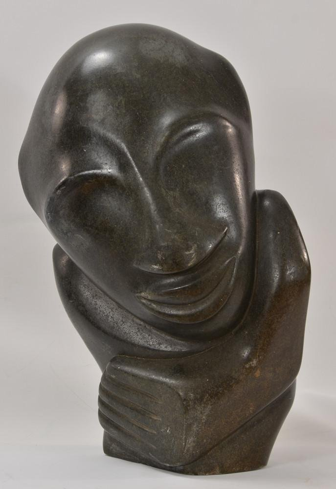 Large African Shona Stone Carving