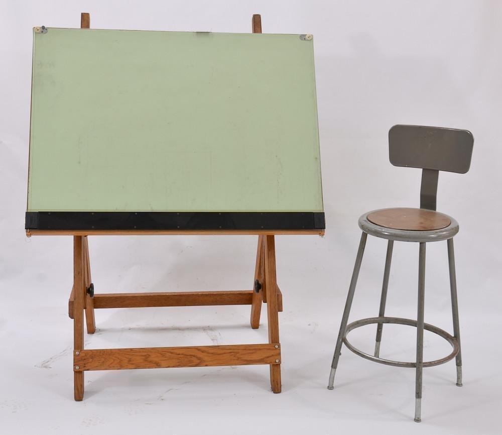 Keuffel & Esser Popular Drawing Table